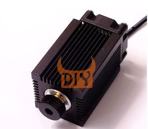 500mw 405nm Diode Blue-Violet Laser Head For Engraving Wood Engraver Parts