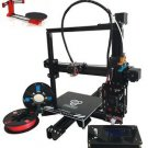 HE3D EI3 Prusa I3 Single Extruder Auto Level 3D Printer+Ciclop Scanner DIY Kit