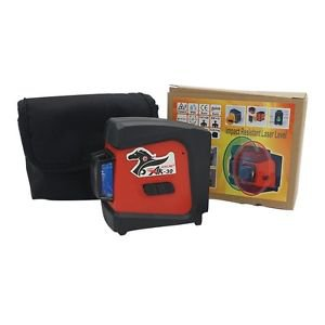 AK-30 Red Beam Linear Laser Level 360 Rotary Auto Self Leveling Autolevel