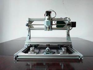 DIY 500mw Laser Engraver+3 Axis Mini CNC PCB Milling Engraver Machine Router Kit