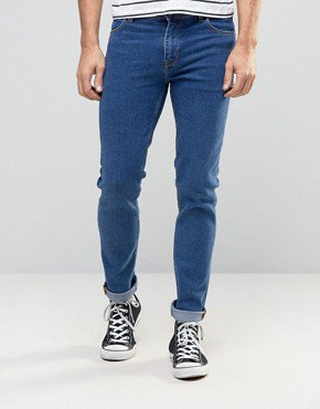 Slim man's jeans