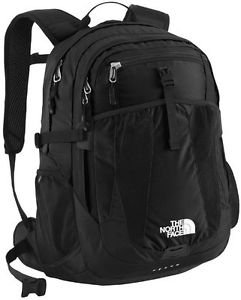 NEW North Face RECON Backpack Laptop TNF Black Mens Womens NF00CLG4JK3-OS NWT