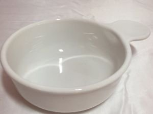 Corning Ware 1 White Grab It Bowl  P-150-B