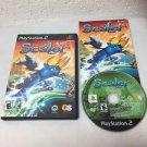 Scaler Playstation 2 Game PS2 2004 Complete Black Label Rare