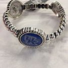 University of KENTUCKY WILDCATS STRETCH BRACELET UK jewelry NCAA