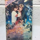 VOYAGE OF THE ROCK ALIENS 1984 PIA ZADORA RARE KGA / INTER PLANETARY VHS!
