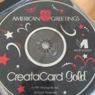American Greetings CreataCard Gold (PC, 1997)