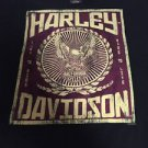 Harley Davidson Black T-Shirt - Sturgis South Dakota 2010- XL. EUC
