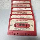 Vintage Disney Cassette Lot Of 6 Walt Disney Storyteller Classic Stories+Music
