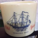 old spice shaving mug early american shulton inc.