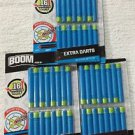 3 packs Boom Co Extra Darts  16 per pack 48 total  darts New