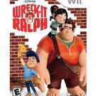 Wii NINTENDO WRECK-IT RALPH VIDEO GAME FUN FOR EVERYONE ~ EUC