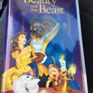 Rare Beauty and the Beast (VHS, 1992) - Walt Disney's Black Diamond Classic