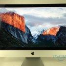 "Apple 2012 27"" IMac 3.4GHz Core I7 3TB Fusion Drive 24GB MD096LL/A-BTO + B Grade"