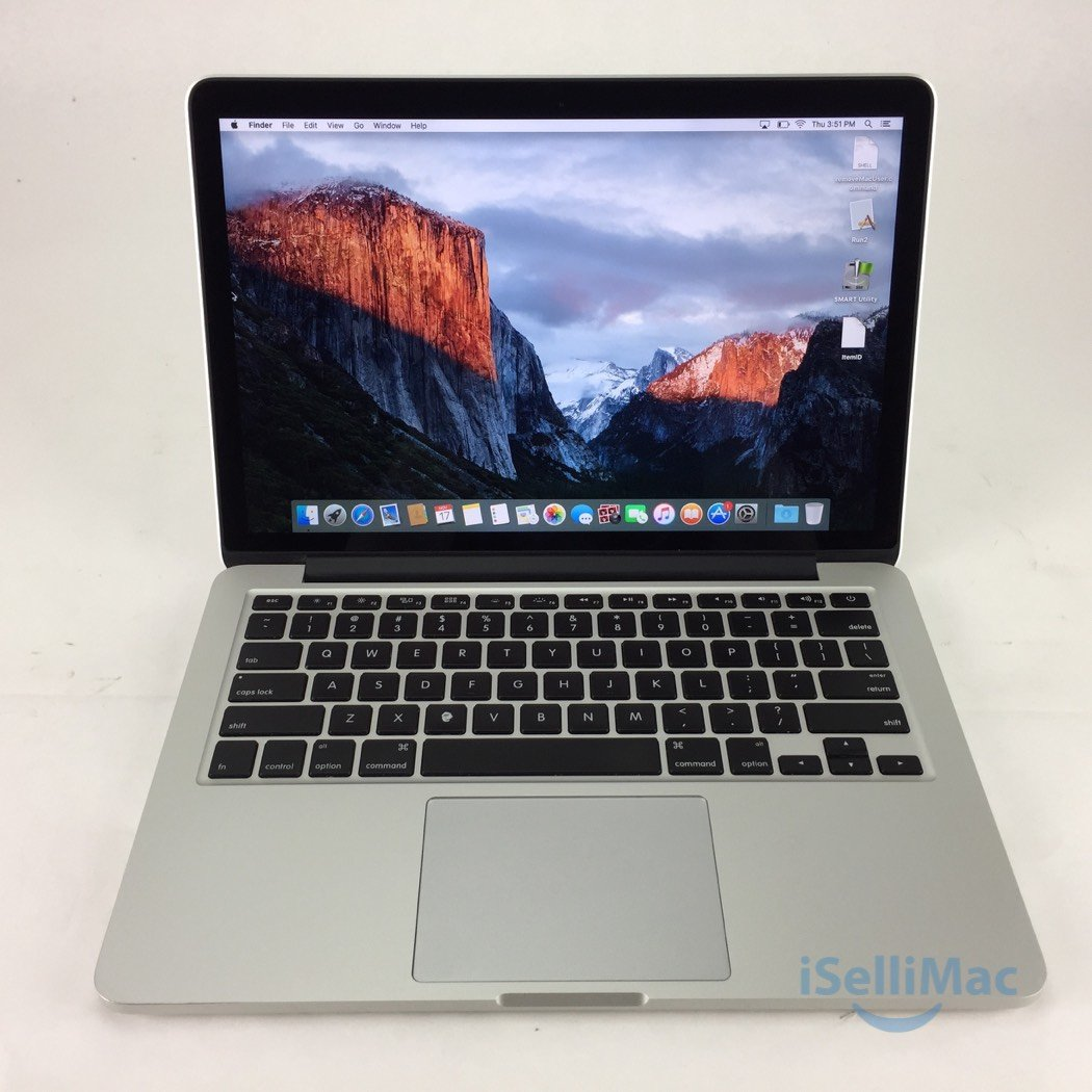 "Apple 2012 MacBook Pro Retina 13"" 2.9GHz I7 256GB 8GB MD212LL/A-BTO + C Grade"