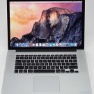 "Apple 2014 MacBook Pro Retina 15"" 2.2GHz I7 256GB SSD 16GB MGXA2LL/A + B Grade"