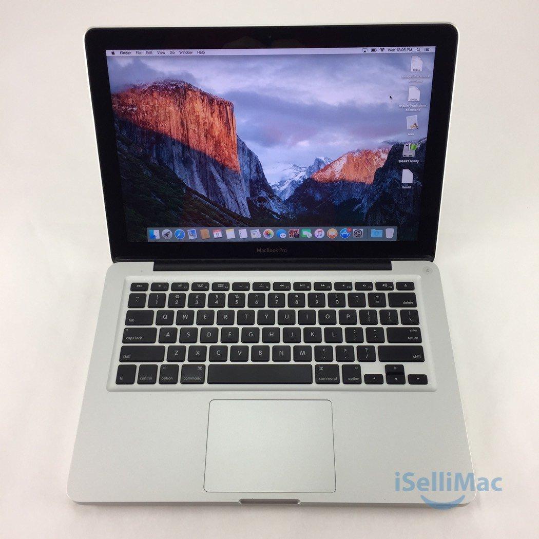 "Apple 2011 MacBook Pro 13"" 2.3GHz I5 128GB SSD 8GB MC700LL/A + B Grade +Warranty"