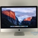 "Apple 2013 27"" IMac 3.4GHz Core I5 1TB 24GB ME089LL/A + B Grade + Warranty!"