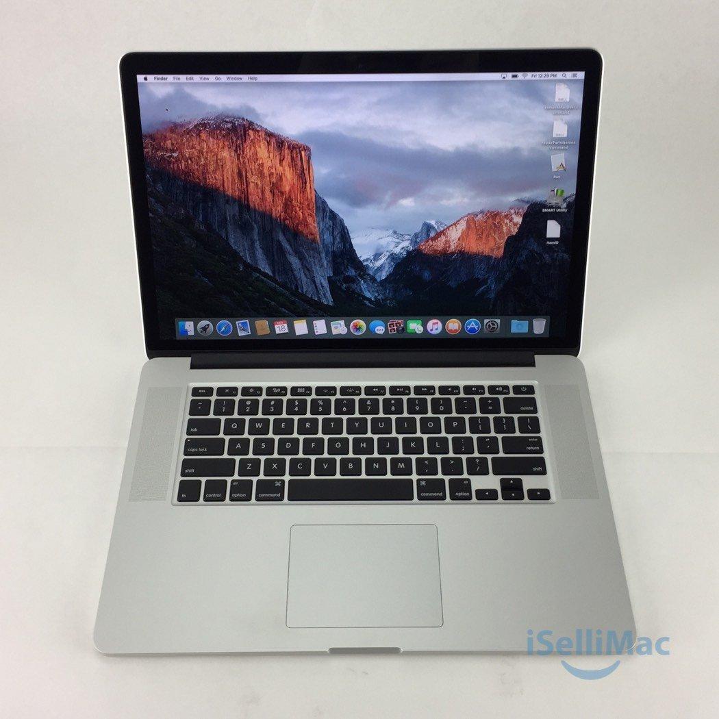 """Apple 2014 MacBook Pro Retina 15"""" 2.5GHz I7 512GB SSD 16GB MGXC2LL/A + AppleCare"""