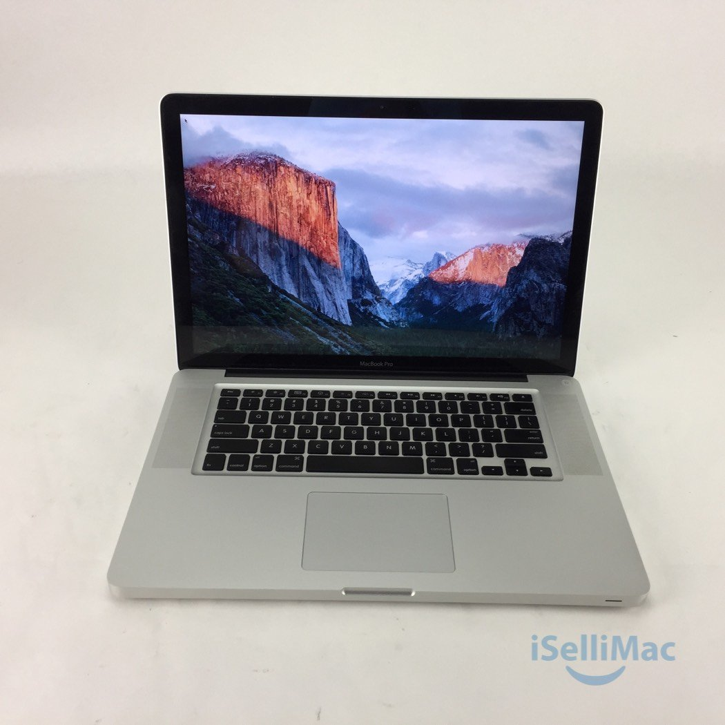 "Apple 2009 MacBook Pro 15"" 2.53GHz C2D 250GB 4GB MC118LL/A + C Grade + Warranty!"