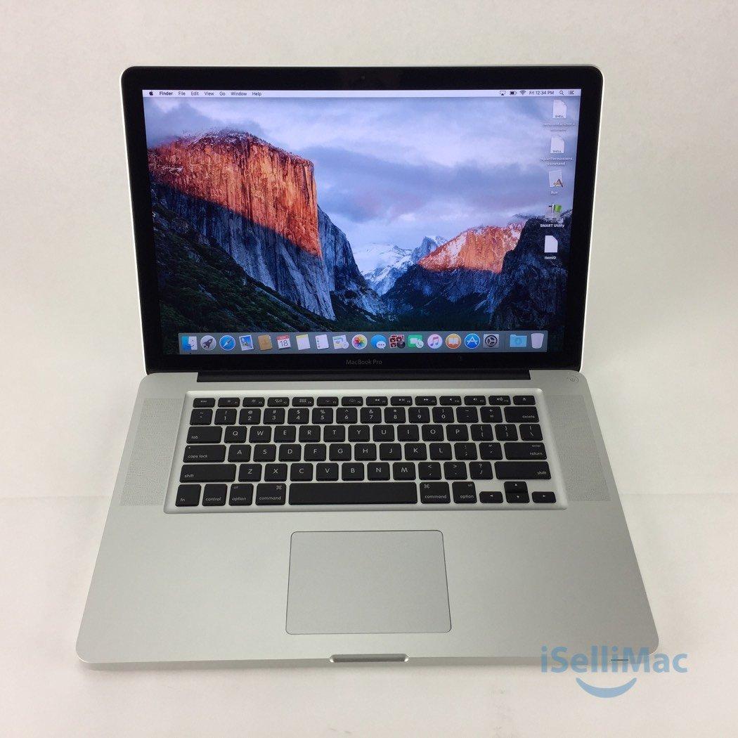 "Apple 2011 MacBook Pro 15"" 2.2GHz I7 500GB 16GB MD318LL/A + B Grade + Warranty!"