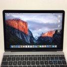"Apple 2016 MacBook Retina 12"" 1.2GHz Core M5 512GB SSD 8GB MLH82LL/A + AppleCare"