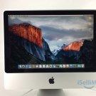 "Apple 2009 20"" IMac 2.66GHz C2D 320GB 4GB MB417LL/A + B Grade + Warranty!"