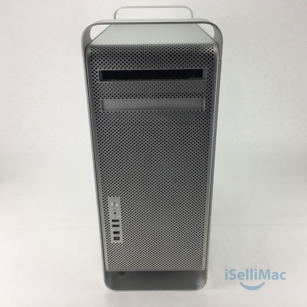 Apple 2006 Mac Pro 2 X 3GHz Quad-Core Xeon 500GB 4GB MA356LL/A-BTO + B Grade