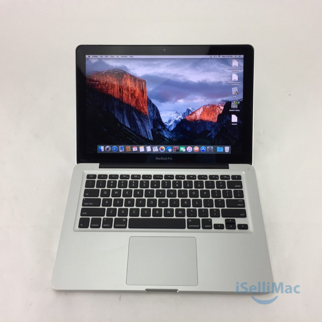 "Apple 2011 MacBook Pro 13"" 2.4GHz I5 256GB 16GB MD313LL/A + B Grade + Warranty!"