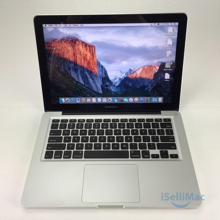 "Apple 2011 MacBook Pro 13"" 2.7GHz I7 500GB 4GB MC724LL/A + B Grade + Warranty!"