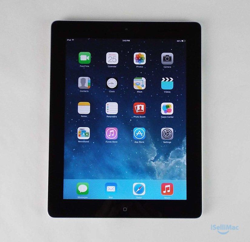 Apple IPad 2 2nd GEN WiFi 16GB Black MC769LL/A  B Grade + Accessories +Warranty