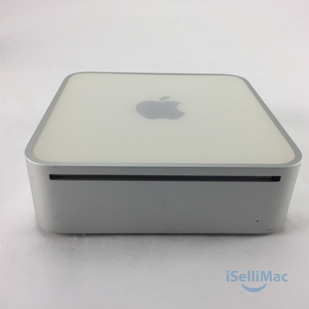 Apple 2007 Mac Mini 1.83GHz C2D 80GB 1GB MB138LL/A + B Grade + Warranty!