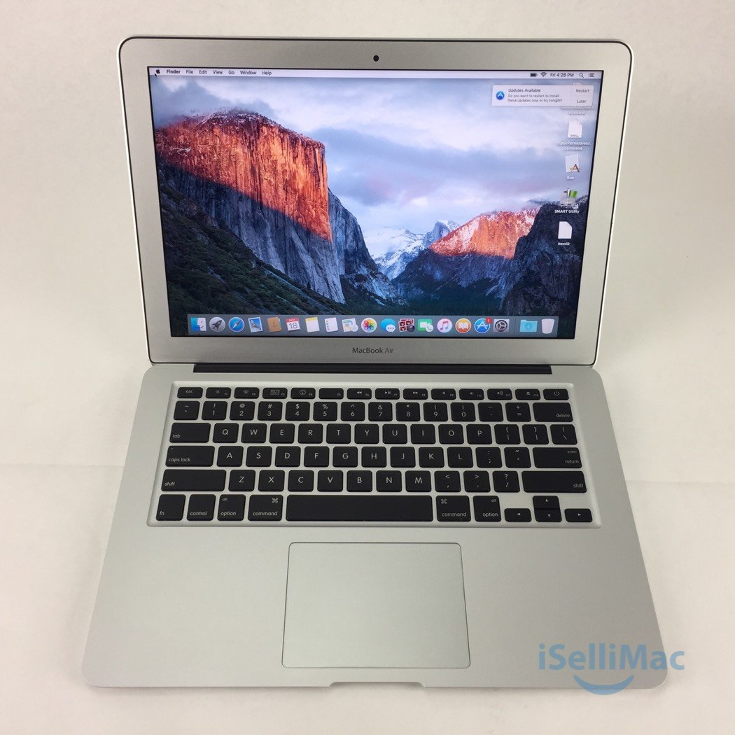 "Apple 2010 MacBook Air 13"" 1.86GHz C2D 128GB 2GB MC503LL/A + B Grade + Warranty!"