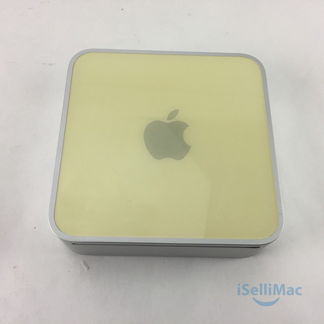 Apple 2006 White Mac Mini 1.66GHz CD 80GB 2GB MA206LL/A + B Grade + Warranty!