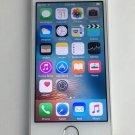 Apple Verizon IPhone 5s 16GB Silver ME342LL/A + GSM Unlocked + B Grade +Warranty