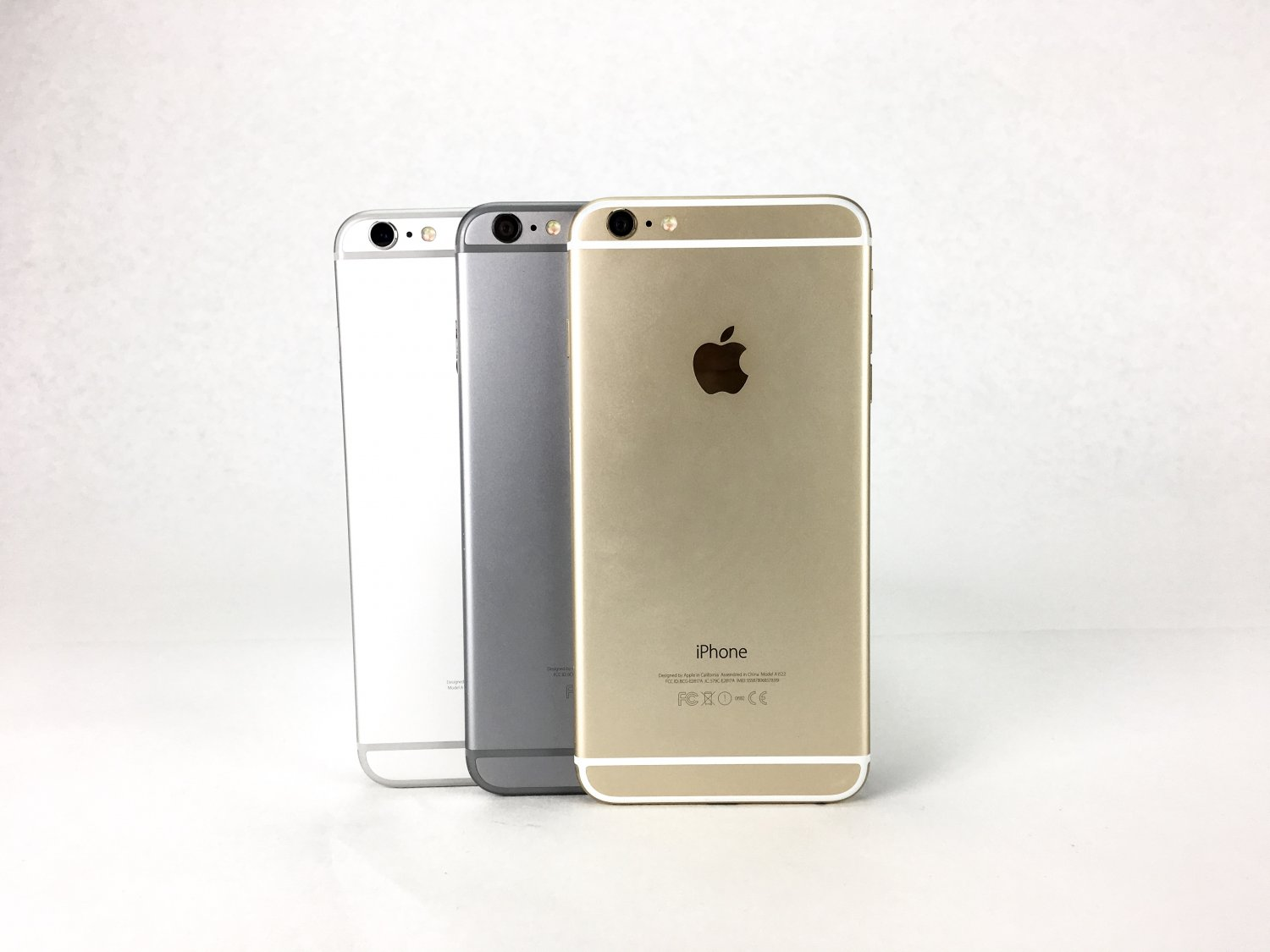 Apple AT&T IPhone 6 Plus 16/64/128 GB - Gray/Gold/Silver (Good) + Warranty!