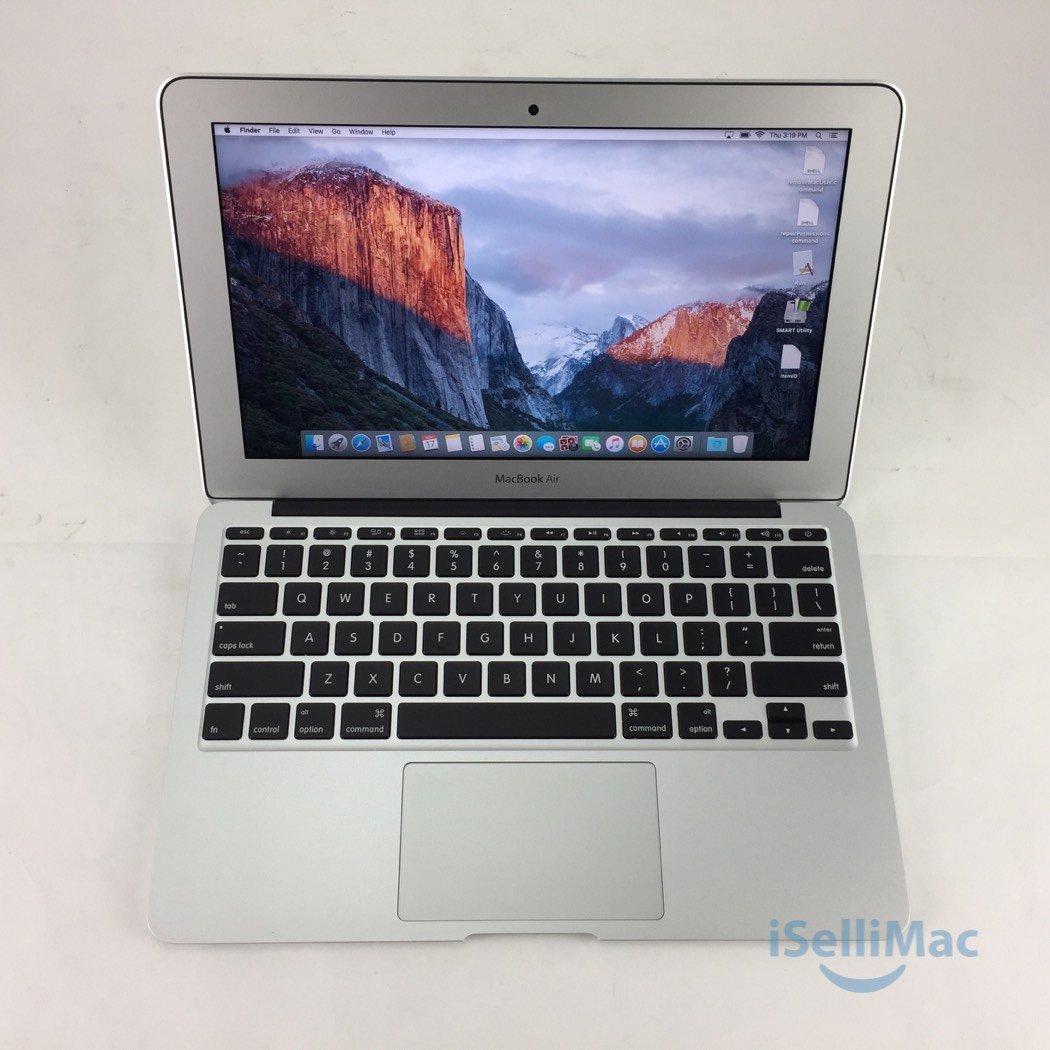 """Apple 2014 MacBook Air 11"""" 1.4GHz I5 256GB 4GB MD712LL/B + B Grade + Warranty!"""