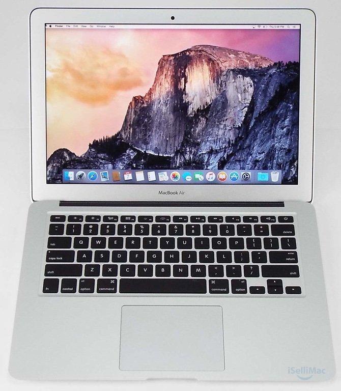 """Apple 2014 MacBook Air 13"""" 1.4GHz I5 256GB 4GB MD761LL/B + B Grade + Warranty!"""