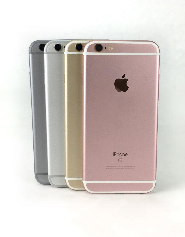 Apple Verizon (GSM Unlocked) IPhone 6s 16/64/128 GB - Gray/Gold/Silver/Rose Gold