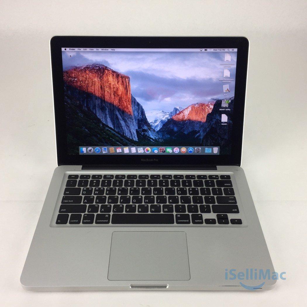 """Apple 2011 MacBook Pro Unibody 13"""" 2.3GHz I5 512GB SSD 8GB MC700LL/A + Warranty!"""