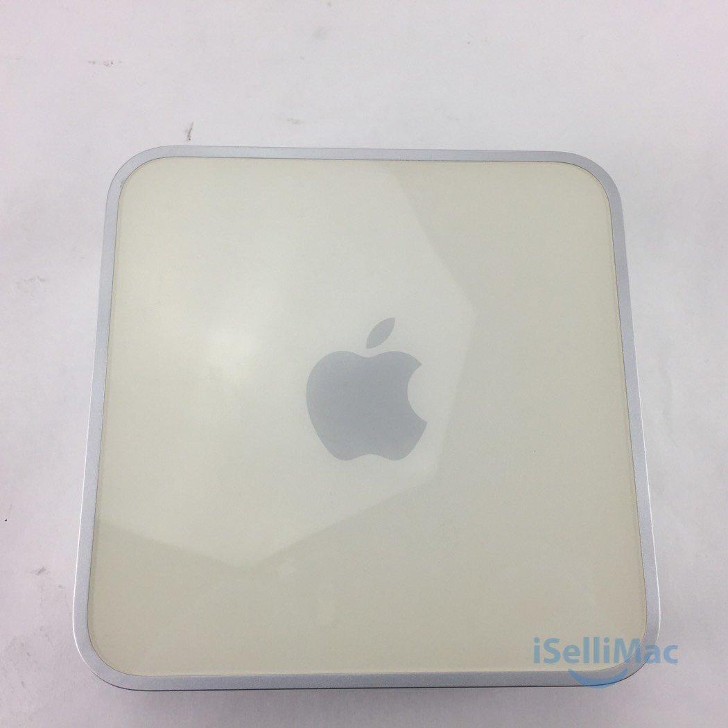 Apple 2006 White Mac Mini 1.83GHz CD 80GB 2GB MA608LL/A + B Grade + Warranty!