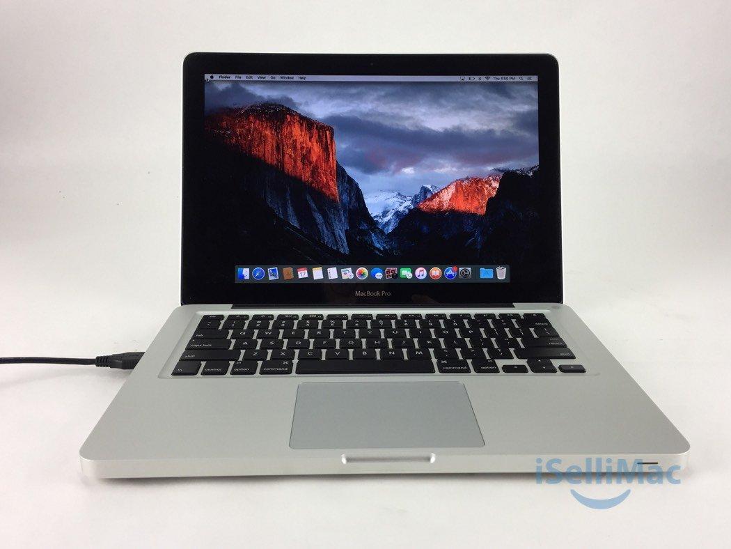 "Apple 2011 MacBook Pro 13"" 2.3GHz I5 128GB SSD 4GB MC700LL/A + B Grade +Warranty"
