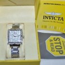 Invicta Women's 10670 White Wildflower Collection Diamond Accented Watch (306031