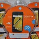 Motorola MOTO E 2nd generation XT1527 - 8GB - Black (AT&T) Smartphone UNLOCKED