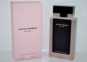 Narciso Rodriguez By Narciso Rodriguez For Women. Shower Gel 6.7 Oz (-467)