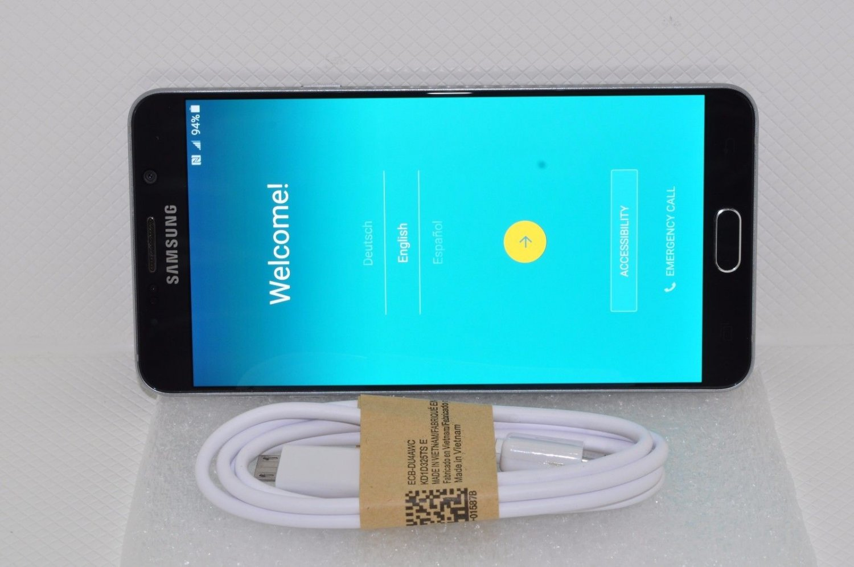 Samsung Galaxy Note 5 SM-N920 32GB Black Sapphire (Verizon) Smartphone UNLOCKED