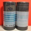 Jean Paul Gaultier Alcohol-Free Deodorant Stick for Men, 2.6 Ounce LOT X 2