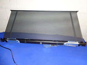 BMW OEM E38 740IL REAR BOARD SHELF DECK PRIVACY ELECTRIC CURTAIN SHADE SCREEN
