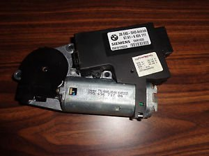 02 03 04 05 BMW 745LI 745I SUNROOF SUN ROOF MOTOR  OEM