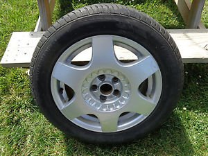 "98-10 VOLKSWAGEN BEETLE 16"" WHEEL AND TIRE"